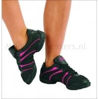 Capezio bolt ds30 zumba sneakers uitverkoop