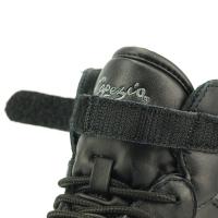 Capezio DS01 Hoge Dansneaker met veters en klittenband sluiting