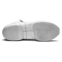 Rumpf RU1500 Witte Hoge Danssneaker Kunststof Zool