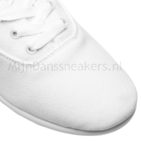 Rumpf Bee Jazz Dance Sneaker Wit